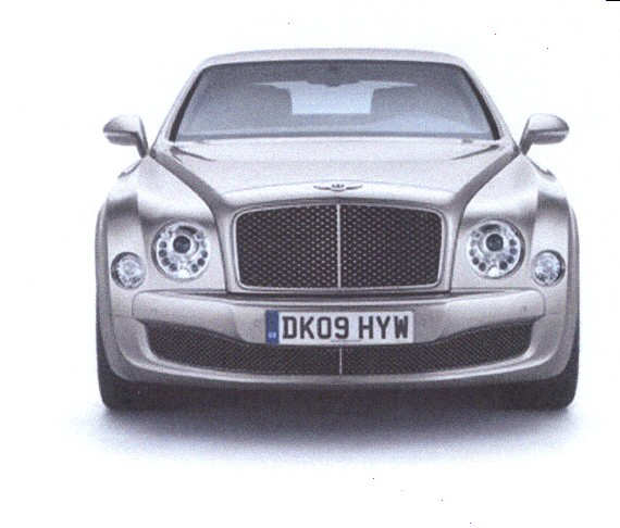 Image For 2011 Bentley Mulsanne