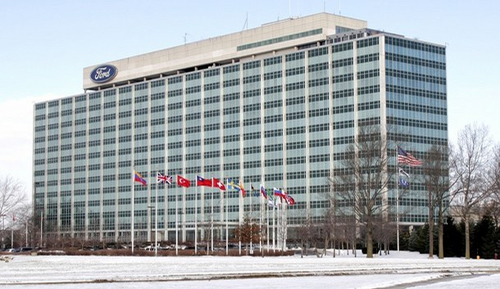 Image For Ford World Headquarters Dearborn - 2008