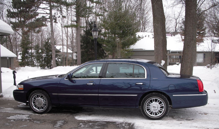 Image For 2009 Lincoln L