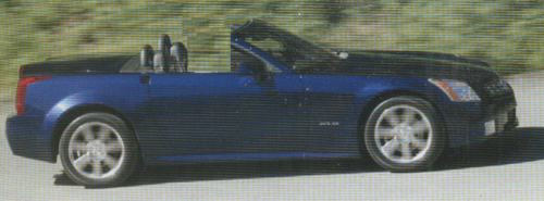Image For 2004 Cadillac XLR Ford Vette