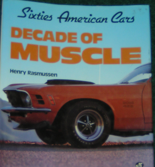 Image For Decade of Muscle - 1989