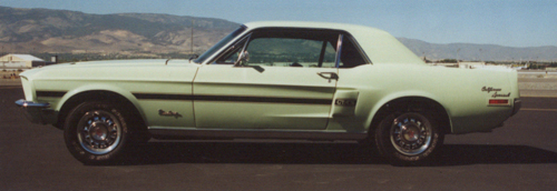 Image For 1968 California Special GT/CS
