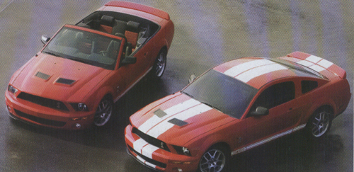 Image For 2007 Shelby Cobra GT 500