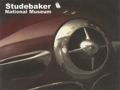 Image For Studerbaker National Museum