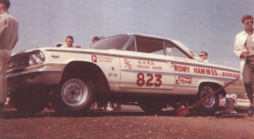 Image For 1963 1/2 #823 Lightweight Galaxie