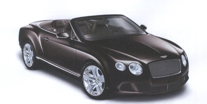 Image For 2012 Continental GTC 12MY