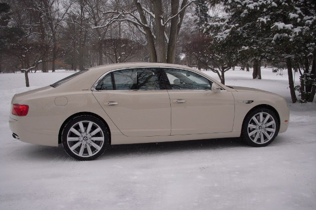 Image For 2014 Bentley Flying Spur