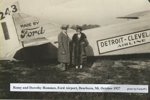 Image For 1927 Ford Tri-Motor
