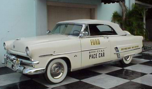 Image For 1953 Ford Pace car