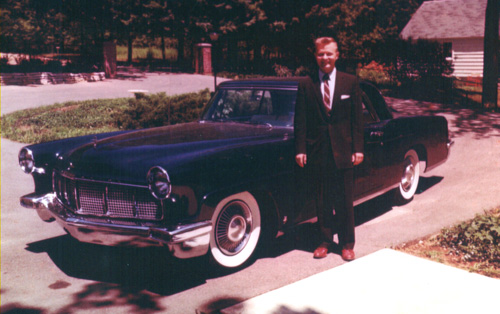 Image For 1956 Lincoln Continental Mark II