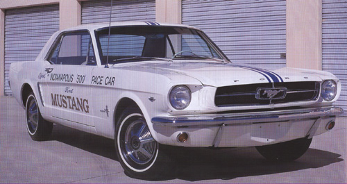 Image For 1964 Ford Pace Car
