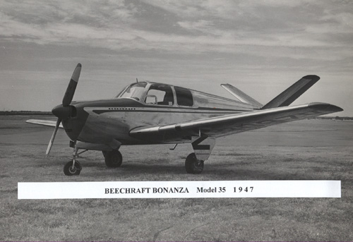 Image For 1947 Beechcraft Bonanza