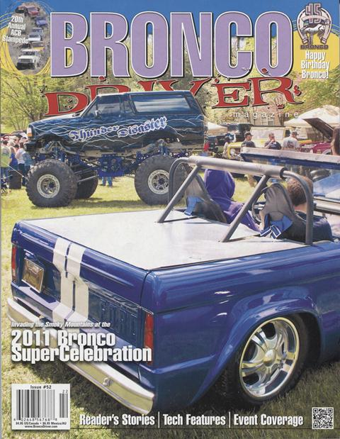 Image For Bronco Driver - 2011