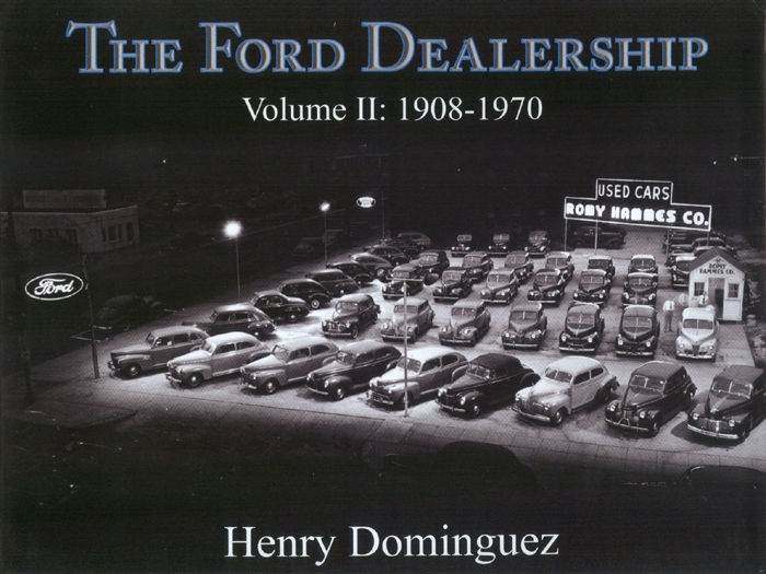 Image For Ford Dealerships - 1908-1970