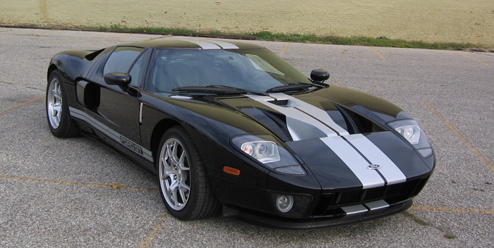 Image For 2005 Ford GT