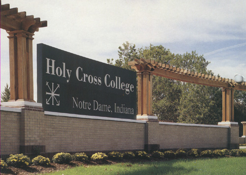 Image For Holy Cross College -  Notre Dame - 1991