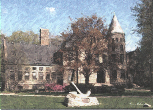 Image For Hope College -  Michigan - 1987