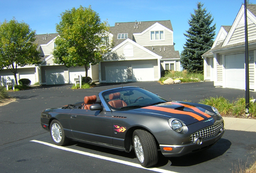 Image For 2003 Ford Thunderbird