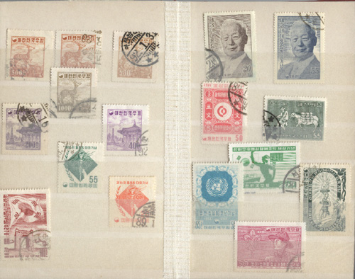 Image For Stamps - Postcards - Coins - WWII