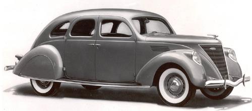 Image For 1936 Lincoln Zephyr & 1941 Continental