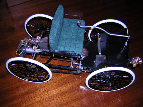 Image For 1896 Ford Quadricycle
