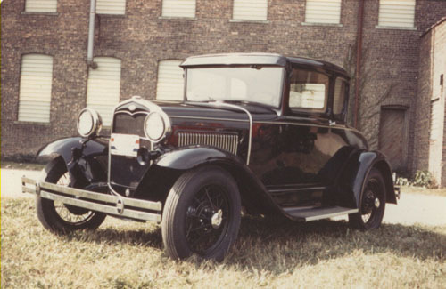 Image For 1931 Ford Model A
