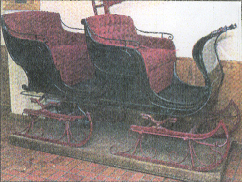Image For 1898 Willoghby Sleigh